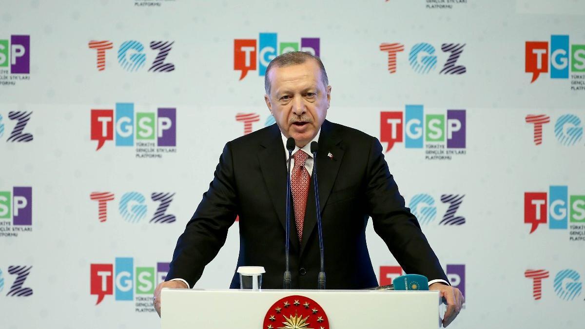 Cumhurbaşkanı Erdoğan gençlere 'kaynana zırıltısı' anısını anlattı...