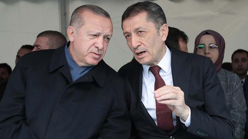 Erdoğan: Onlara verilen emek ayrı bir saygıya layıktır