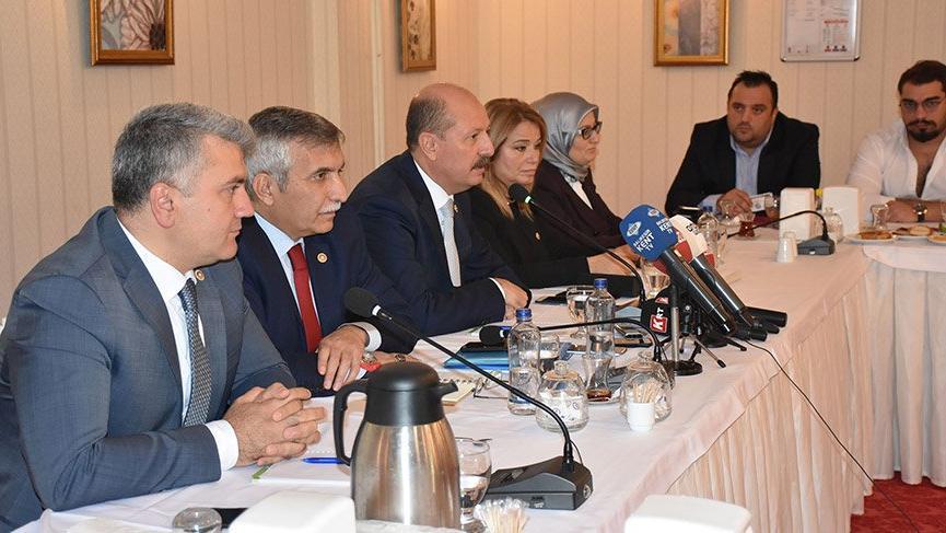 AKP'li Çelik: Türkiye, Kurtuluş Savaşı ile kölelikten kurtuldu Erdoğan ile tam bağımsız oldu