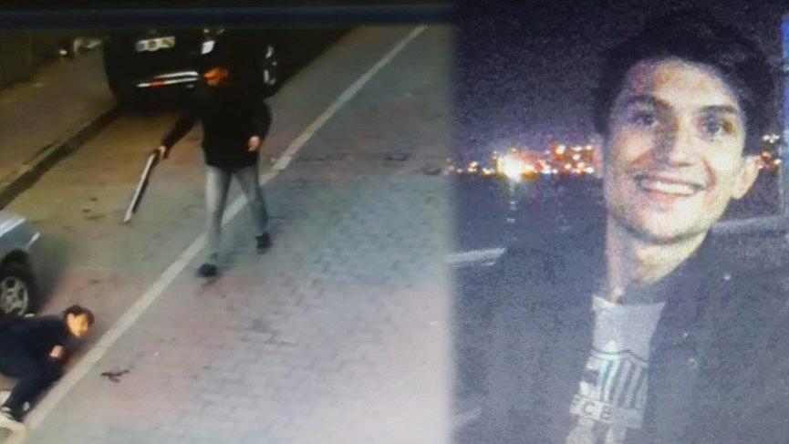 Bahçelievler'de okul arkadaşı Mertcan Karagöz'ü öldüren zanlı tutuklandı