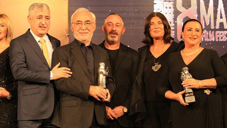 Malatya Uluslararası Film Festivali'nin 8'incisi coşkulu başladı