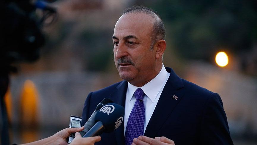 Son Dakika... Dışişleri Bakanı Çavuşoğlu: Açıklamaları terbiyesizlik