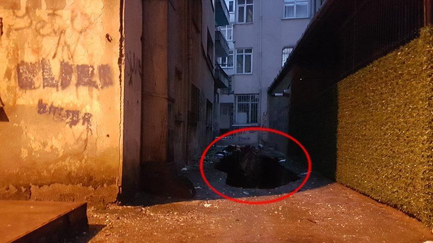 Son dakika... Güngören'de 6 katlı bina çökme riski nedeniyle boşaltıldı