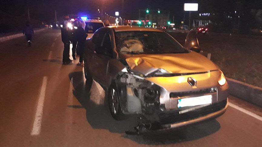 Balıkesir'de trafik kazası: Otomobil ile çarpışan motosikletteki karı-koca öldü