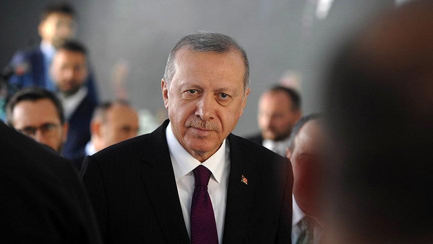 Cumhurbaşkanı Erdoğan: Herkes nedense burs istiyor... Niye kredi istemiyorsun?