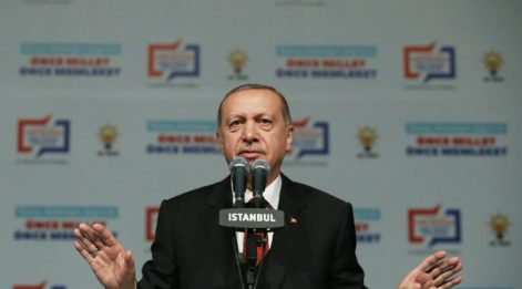 İşte AKP'nin belediye başkan adayları