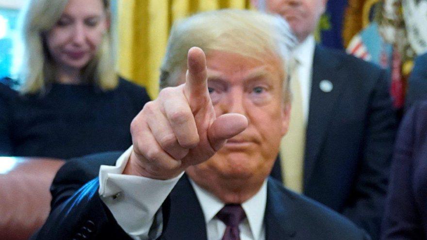 Trump'ın açıklamaları fitili ateşledi: ABD FETÖ elebaşını iade eder mi?