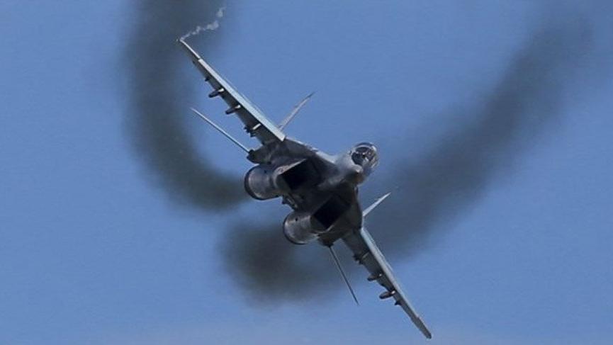 Mısır'da Rus yapımı uçak düştü