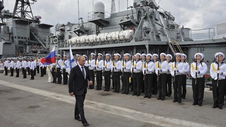 Rusya'dan Ukrayna'ya nota verildi