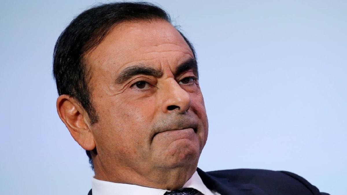Efsane isim Carlos Ghosn tutuklandı