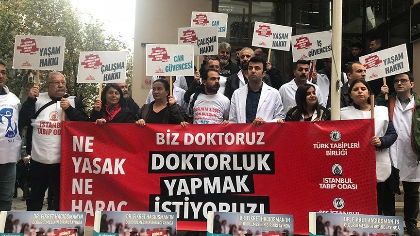 'Sağlıkta Şiddet Yasası' Kanun Teklifine Hekimlerden Tepki