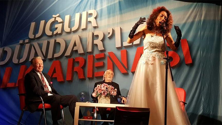 Atatürk'ün en sevdiği sesler Halk Arenası'nda!