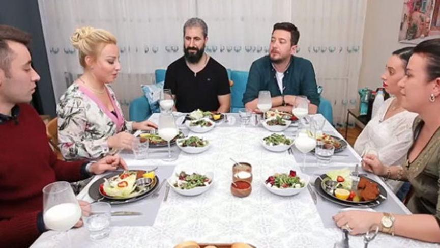 Yemekteyiz haftanın birincisi kim?