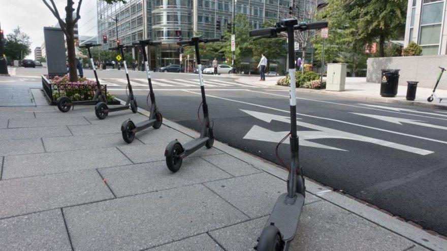 Ford elektrikli 'scooter' işine giriyor!