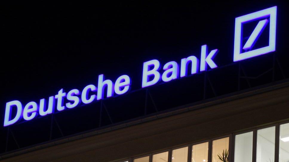 Deutsche Bank'da kara para operasyonu