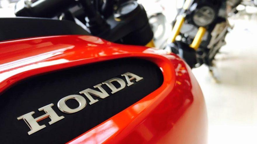 Dünya'nın en büyük motosiklet fuarında Honda rüzgarı!