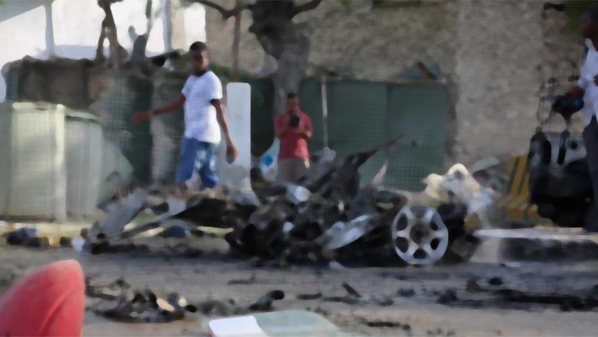 Somali'de otele saldırı! Çok sayıda ölü var