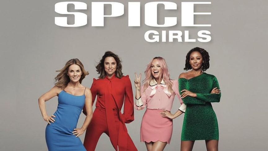 Spice Girls grubu, 11 yıl sonra Victoria Beckham olmadan turneye çıkıyor