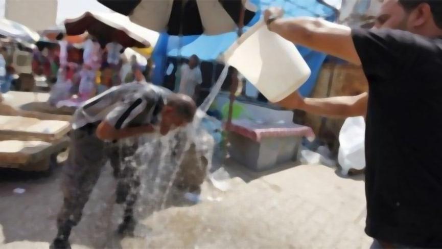 Irak'ın Basra kentinde kirli su zehirlenmeleri ürkütücü boyuta ulaştı