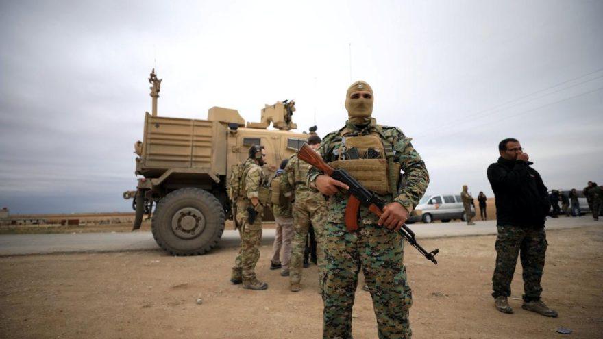 """ABD'den terör örgütlerine """"güvence"""" devriyesi"""