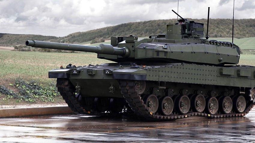 Altay tankının 250 adetlik seri üretimi için BMC ile sözleşme imzalandı