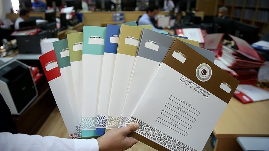 OHAL Komisyonu'ndan açıklama: 3 bin kişi göreve iade edildi