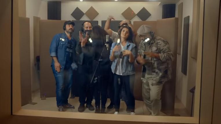 'Koyver Gitsin' filmi oyuncularından 'Tombalacık Halimem' şarkısı!