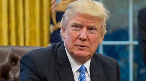 Trump: Bana yüzde yüz sadık
