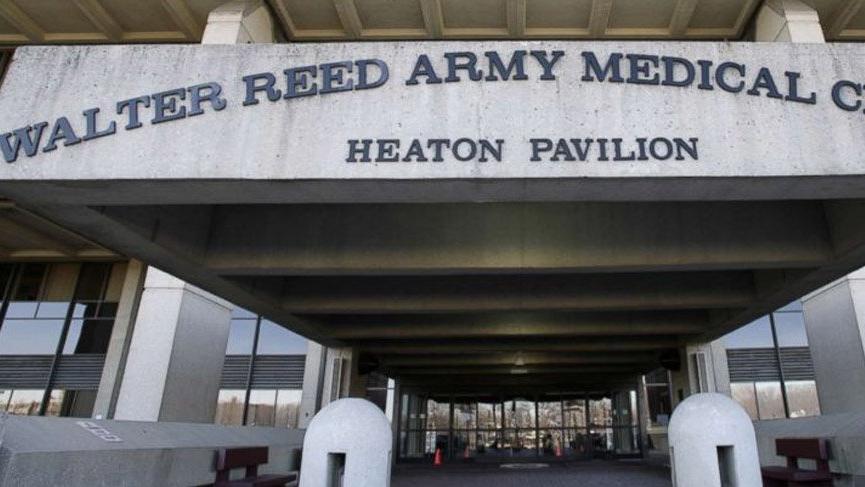 Son dakika haberi.. ABD'de askeri hastanede korkutan anlar!