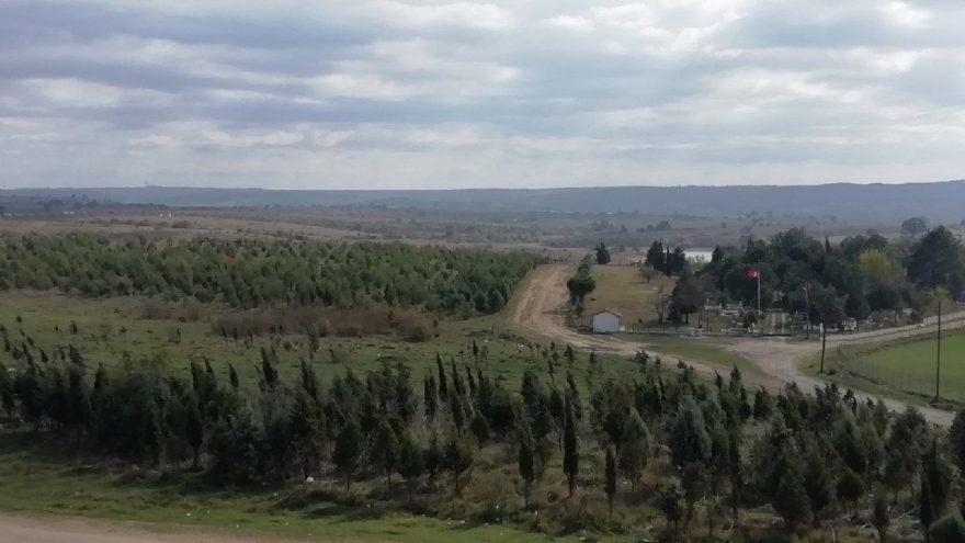 Kavacık köyünde OSB isyanı