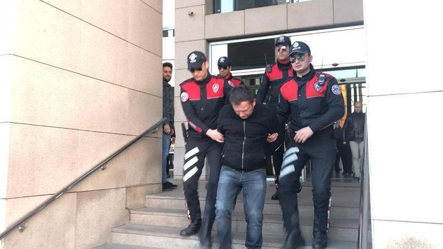 Kadın turisti taciz eden taksici tutuklandı