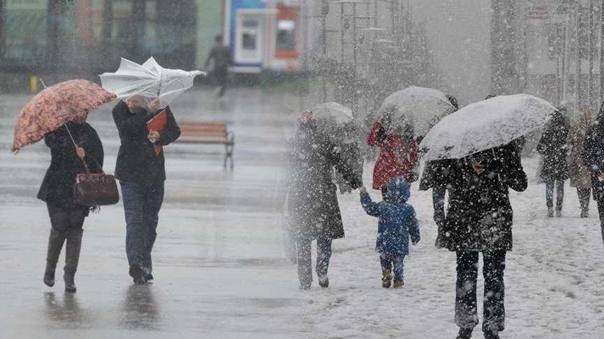 Meteoroloji'den İstanbul'a son dakika uyarısı…