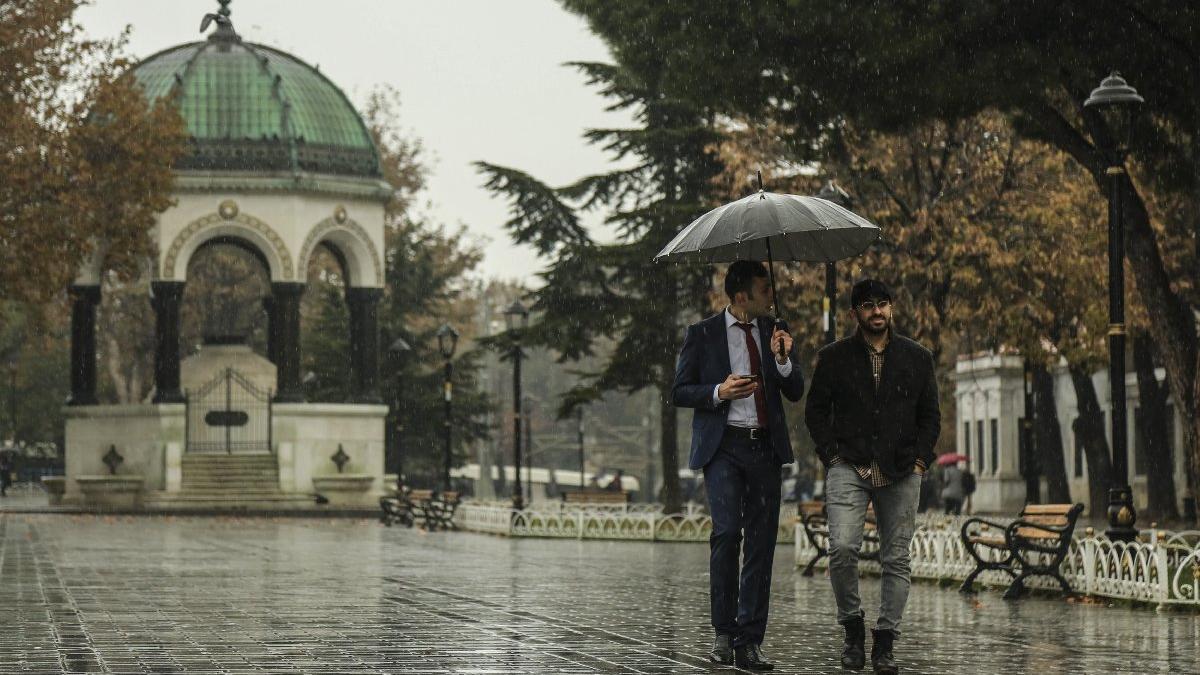 Meteoroloji'den son dakika hava durumu açıklaması: İstanbullular dikkat! İşte sağanak yağış beklenen iller...