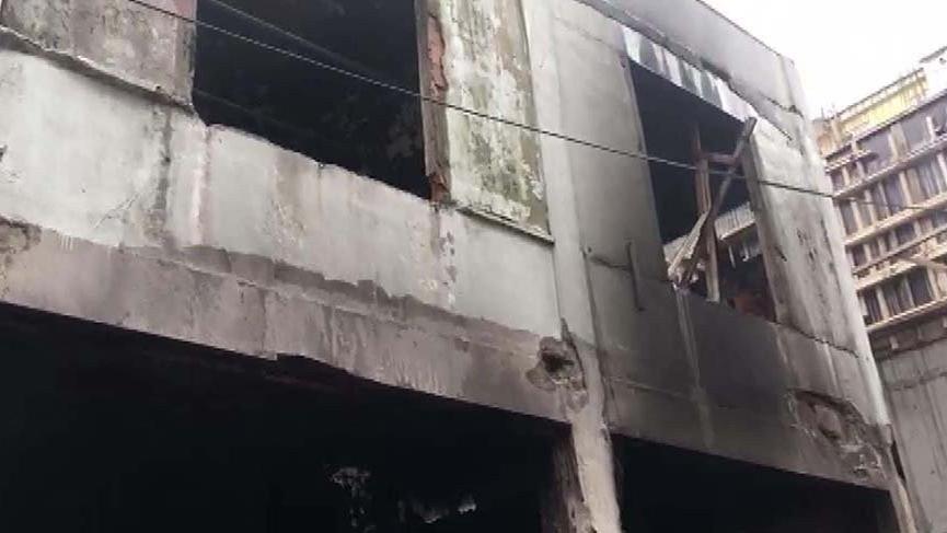 Son Dakika: İstanbul'da korkutan yangını