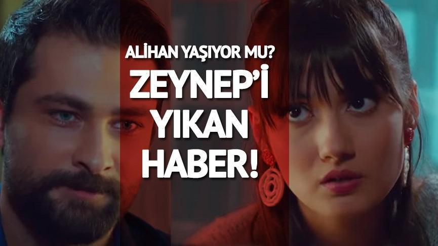 Yasak Elma 22. yeni bölüm 2. fragmanı: Alihan yaşıyor mu? Zeynep'i yıkan haber! (Yasak Elma fragman izle)