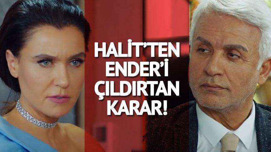 Yasak Elma yeni bölüm fragmanı: Halit'ten Ender'i çıldırtan karar! (Yasak Elma 23. bölüm fragmanı izle)