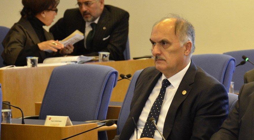 AKP Giresun Milletvekili Cemal Öztürk