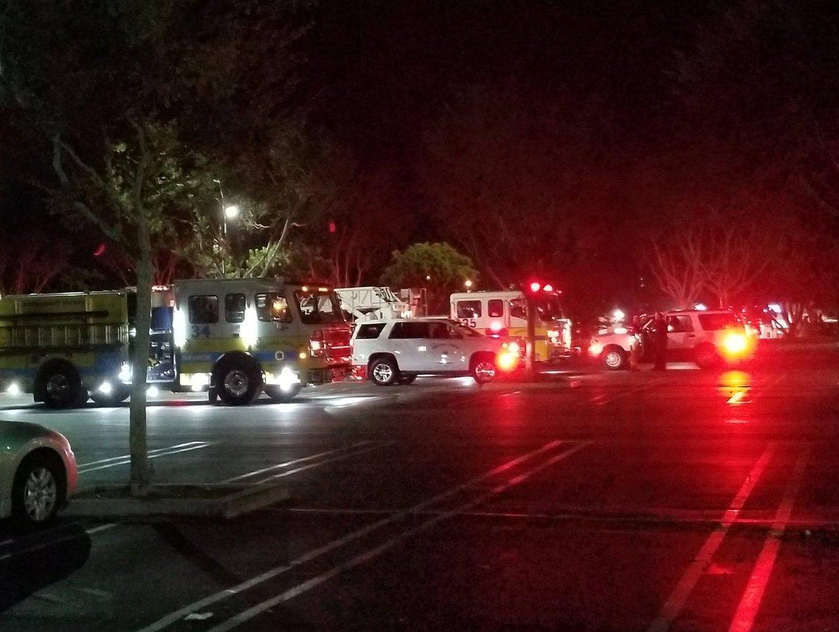 Yerel saatle 23:30'da yaşanan saldırı, bölgenin en büyük gece kulübünü kana buladı.