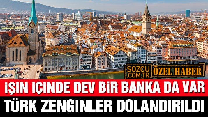 Türk zenginler portföy yöneticileri hakkında suç duyurusunda bulundu
