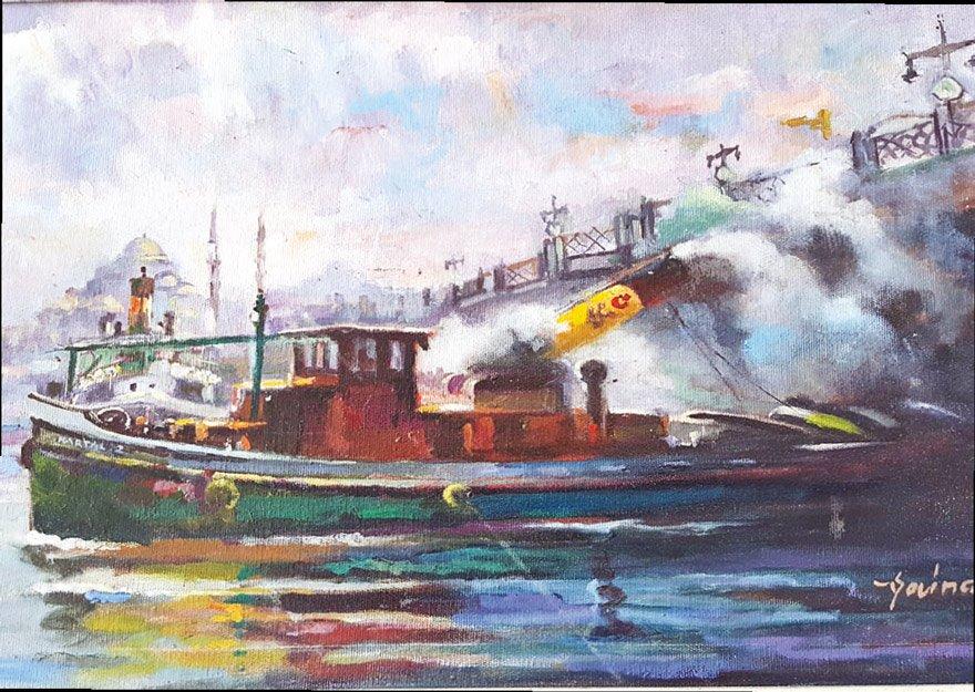 kartal-gemisi