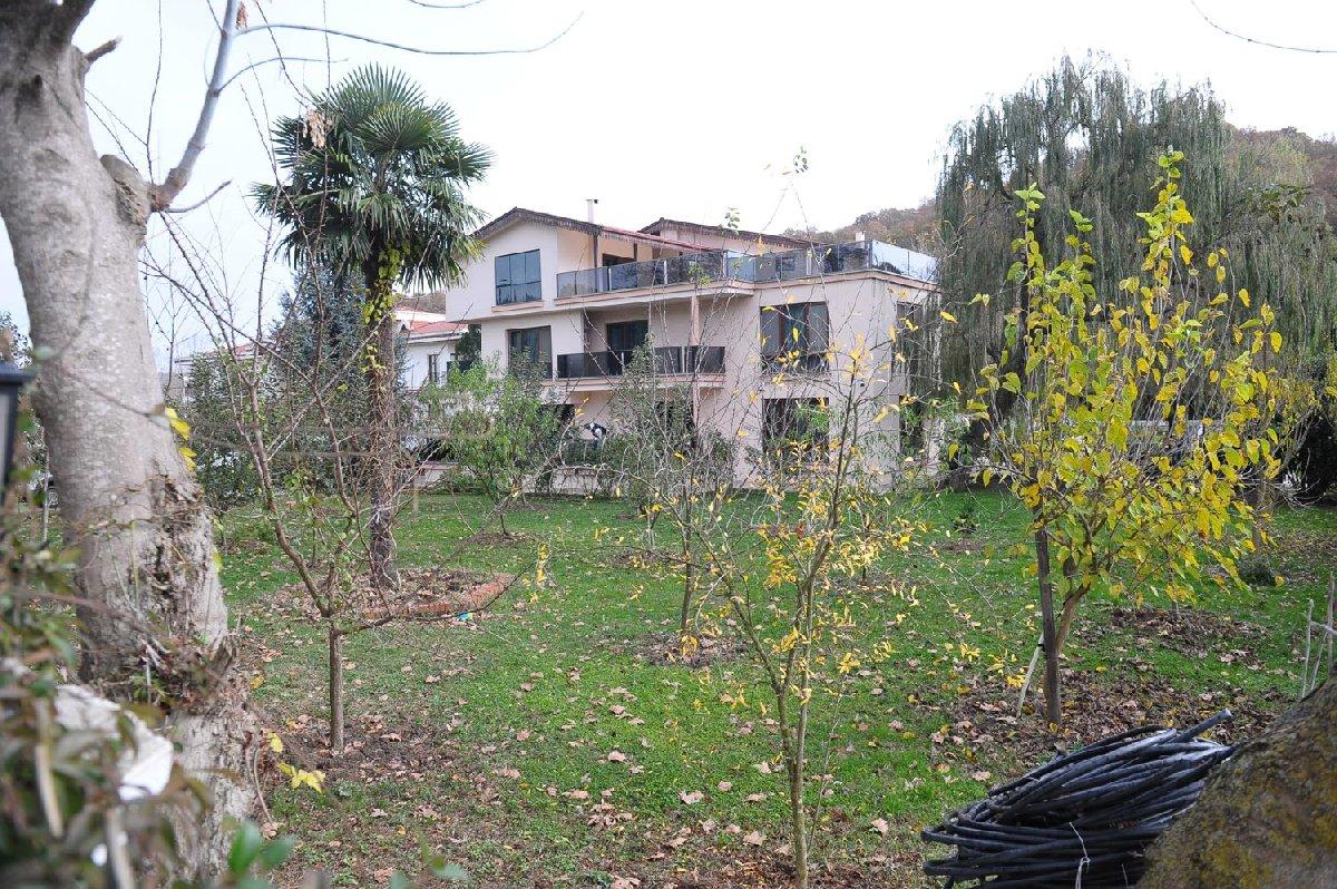 FOTO: İHA / Arama yapılan diğer villa