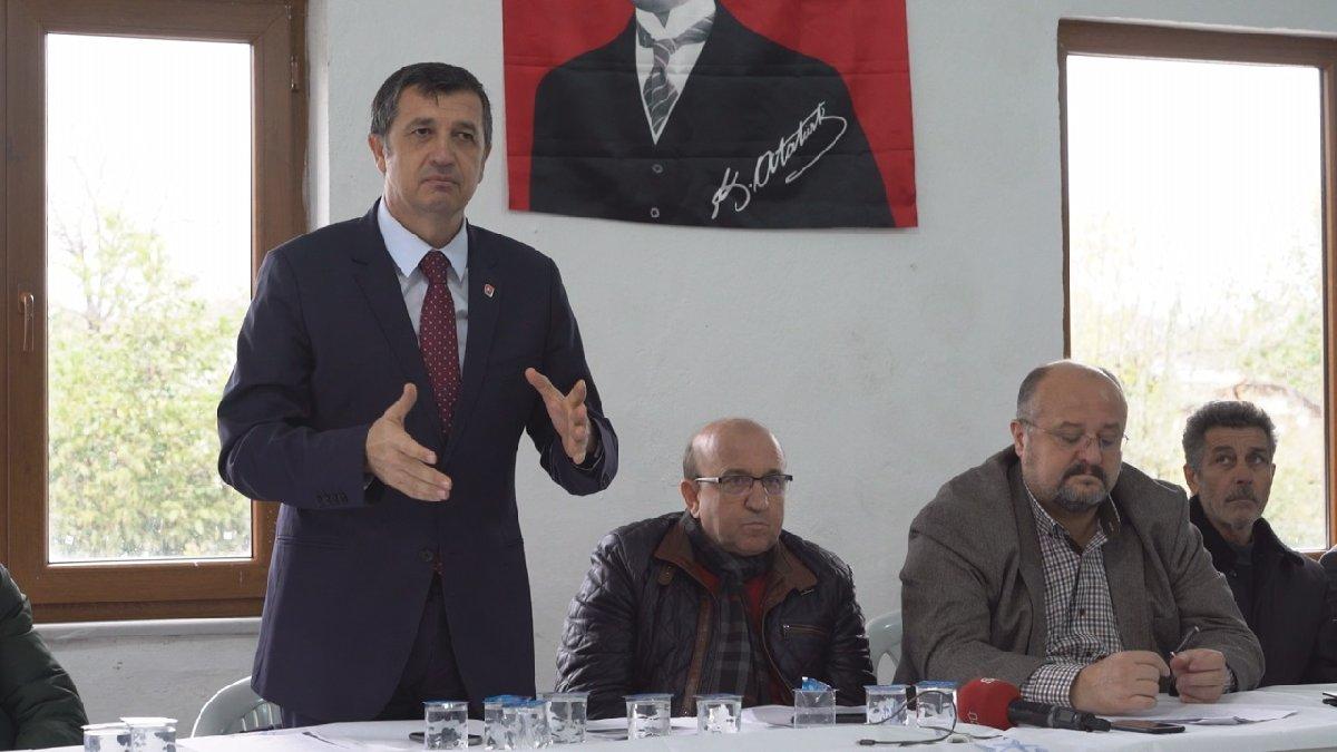 CHP Edirne Milletvekili Okan Gaytancıoğlu