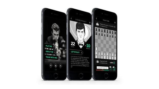 Magnus Plays isimli oyun, en çok indirilen satranç uygulamalarından biri.