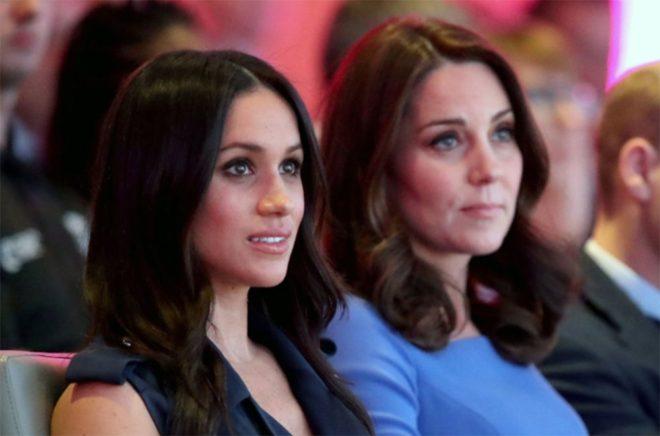 Meghan Markle ve Kate Middleton arasında kıskançlık olduğu sık sık konuşuluyor.