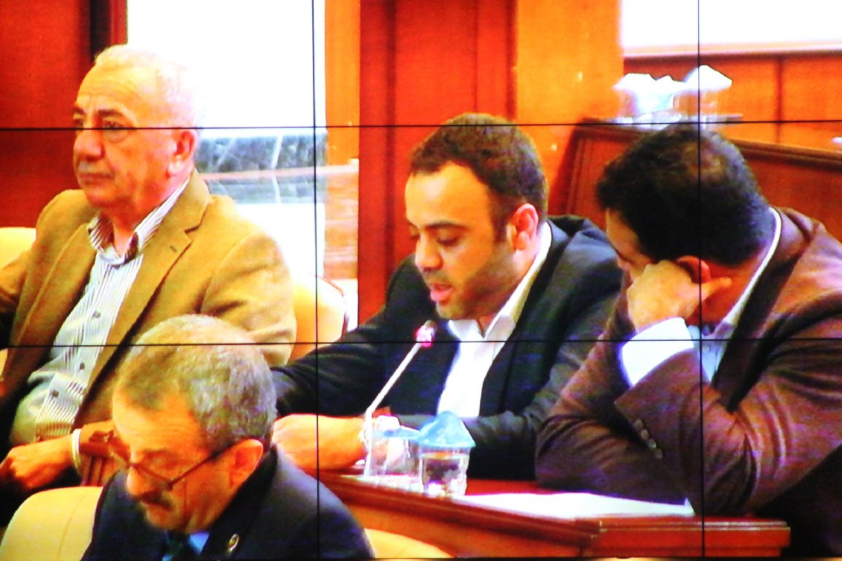 CHP Meclis Üyesi Nadir Ataman