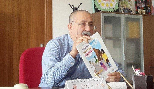 Kepez Belediye Başkanı Ömer Faruk Mutan
