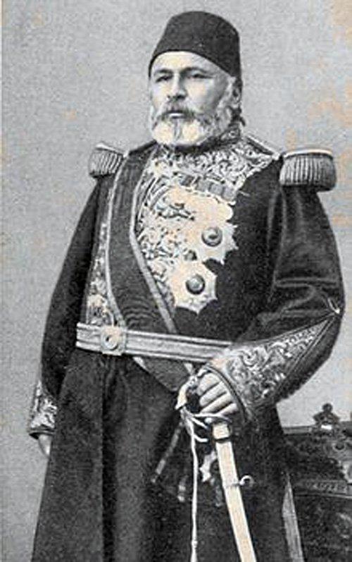Abdülaziz'in padişahlığı döneminde sadrazamlık yapan Hüseyin Avni Paşa, Abdülaziz'in tahttan indirilmesinde de rol oynar. Foto İHA