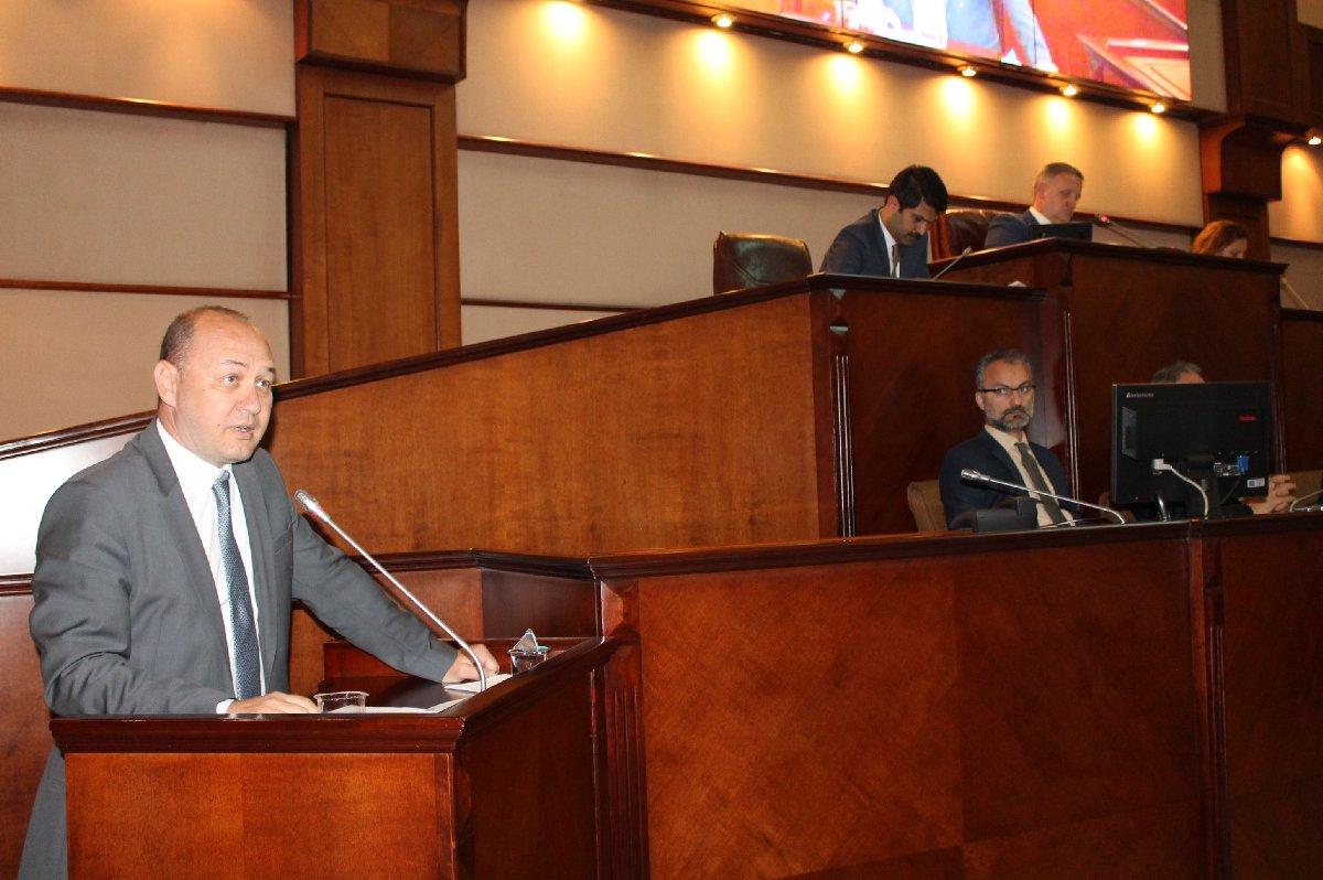 İBB Meclisi CHP Grup Sözcüsü Tarık Balyalı