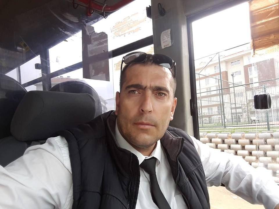 Halk otobüsü şoförü Ali Kurum / SÖZCÜ