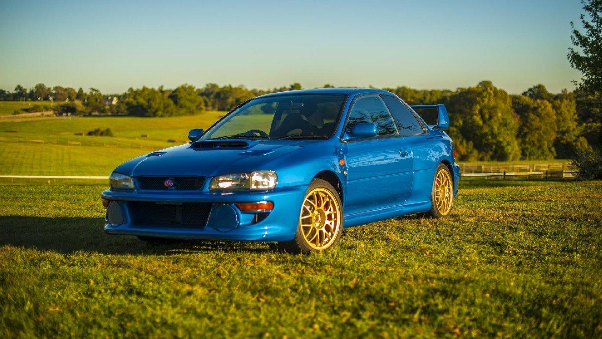 Subaru Impreza B22 - Coupe